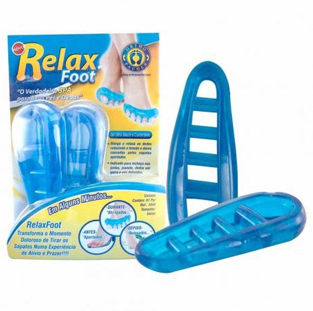 Separador de Dedos em Gel Relax Foot