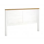 Cabeceira Casal Topazio (111 X 167cm) Finestra - Branco