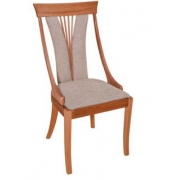 Cadeira de Jantar Florença - Studium Prime - Amêndoa