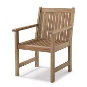 Cadeira Primavera - 1 lugar - Com Braço - Madeira Maciça