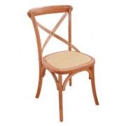 Cadeira de Jantar Xangai - Studium Prime - Amêndoa