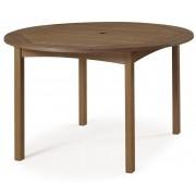 Mesa de Jantar Redonda Primavera (90cm) - Madeira Maciça de Eucalipto