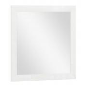 Moldura com Espelho Topazio, Finestra - Branco