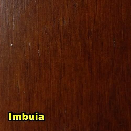 Roupeiro - 4 Portas - 4 Gavetas - Woods - Cor Imbuia
