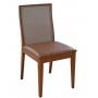 Cadeira de Jantar Arizona Castanho - Studium Prime - Castanho