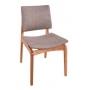 Cadeira de Jantar Berlim Studium Prime - Amêndoa