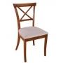 Cadeira de Jantar Miami - Studium Prime - Castanho