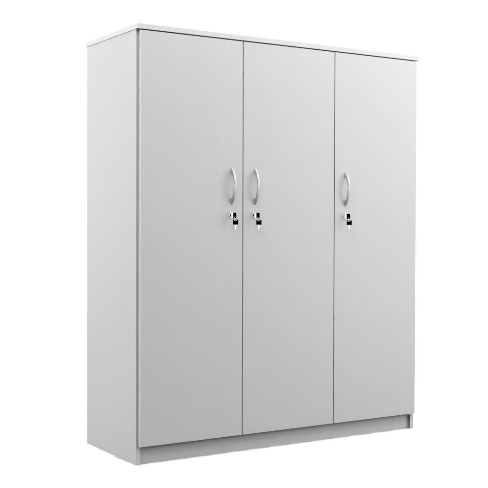 Armário Office - 3 Portas - com Reforço - Mdf