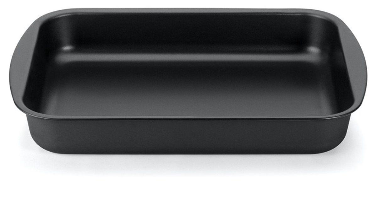 Assadeira Funda 34cm - Preta - Multiflon