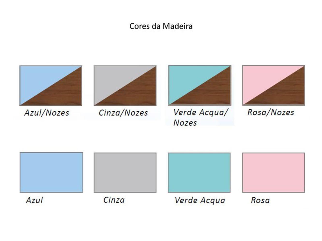Moisés Transformare - Colchão (0,60 x 0,70) - Euclar
