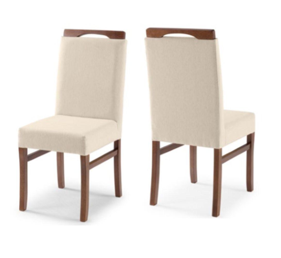 Cadeira de Jantar Athenas - Madeira Maciça Eucalipto - Euclar