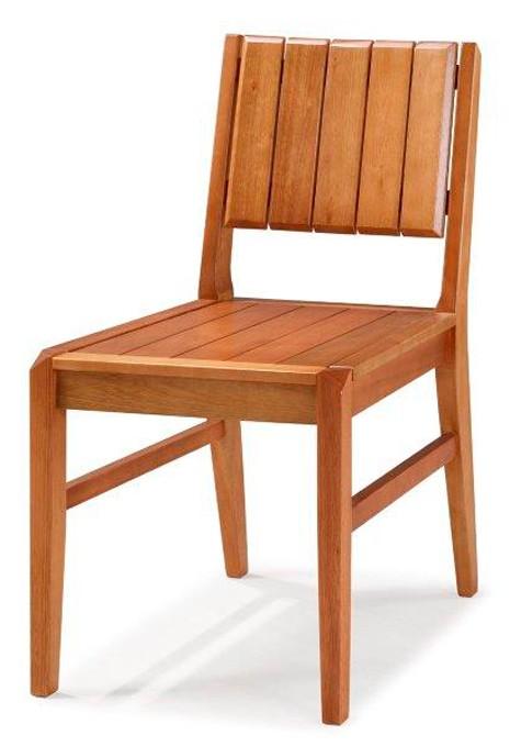Conjunto Mesa de Jantar Angra Retangular  (200cm) com 8 Cadeiras - Madeira de Eucalipto - Mel