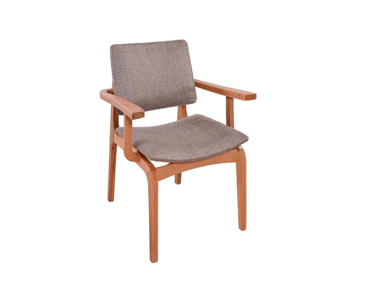 Conjunto Mesa de Jantar Napoli (180cm) Tampo de Vidro -  6 Cadeiras Berlim - Amendôa