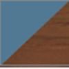 Azul Petrôleo - Nozes - Euclar