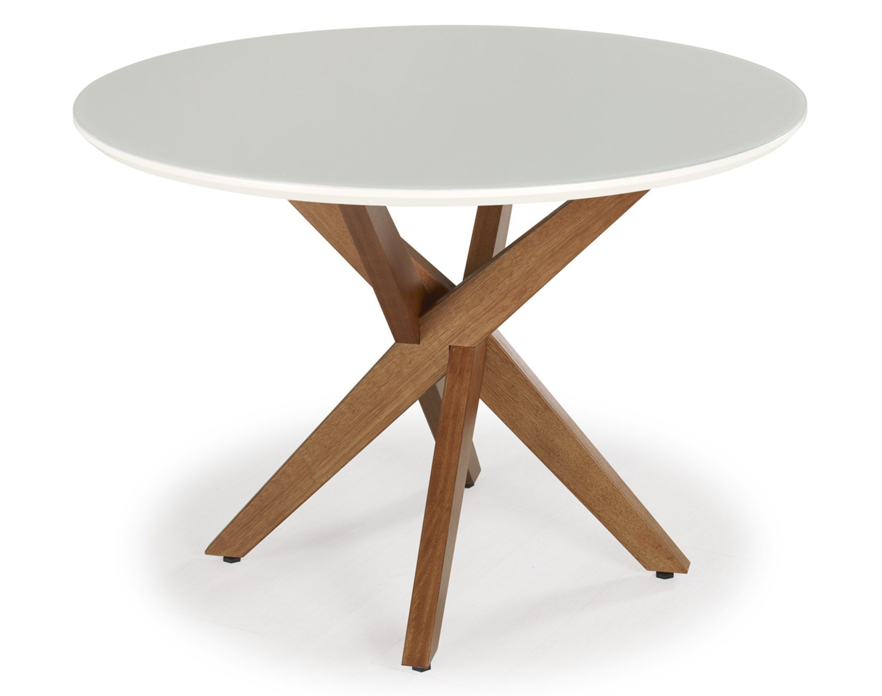 Mesa de Jantar Itália Redonda ( Altura 78cm X Diâmetro 120cm ) - Euclar