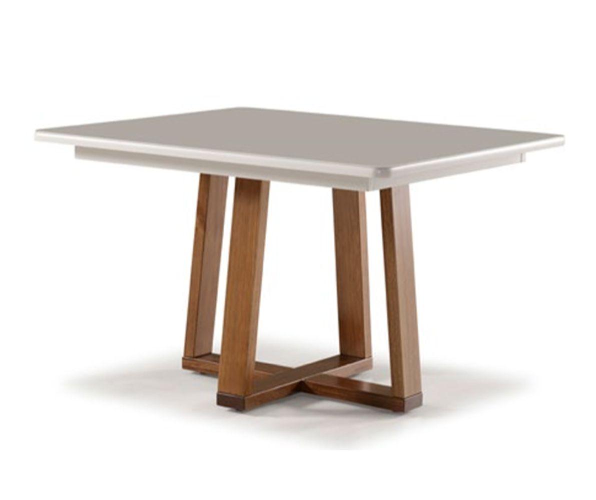 Mesa de Jantar Milão - Tamanho (0,90 x 120cm ) - Euclar