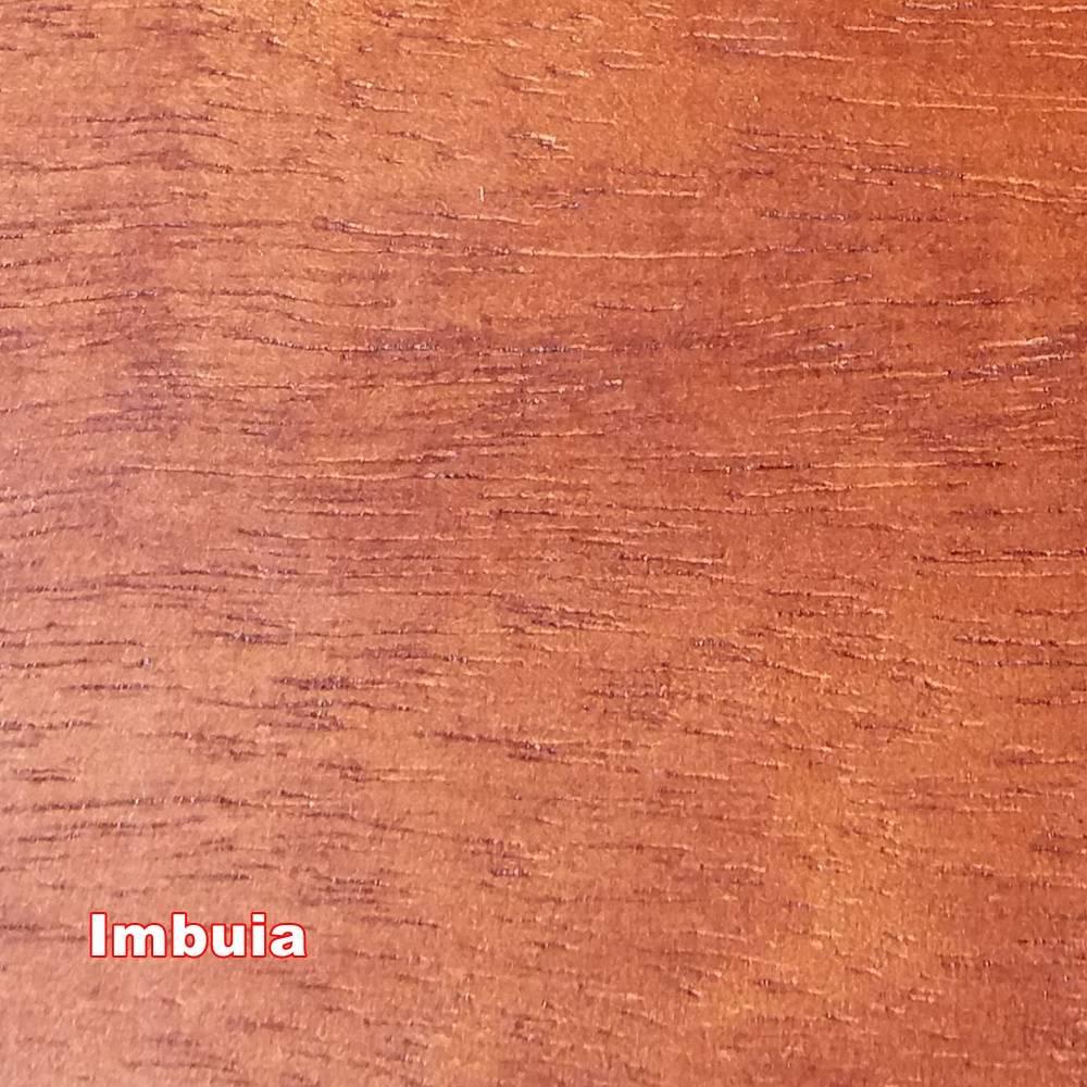 Mesa de Jantar Redonda com Vidro Tamanho ( 77cm X 110cm ) - Floripa