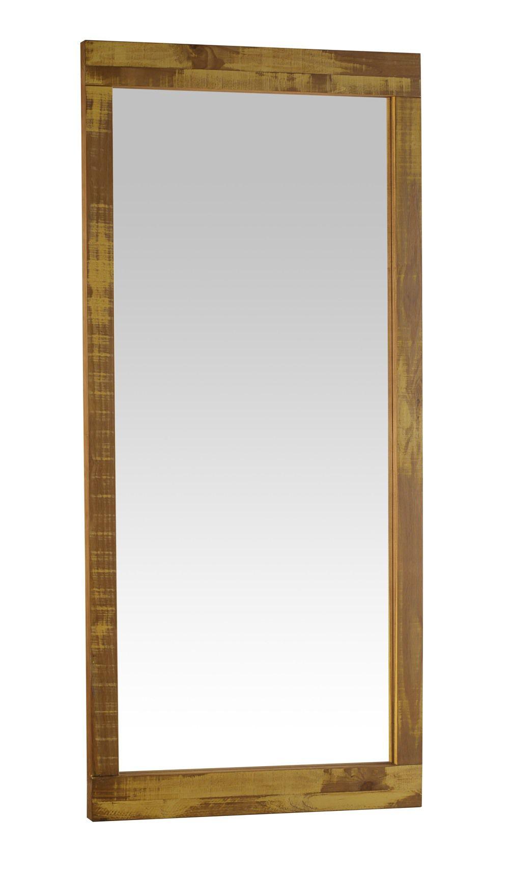Moldura com Espelho Demolição