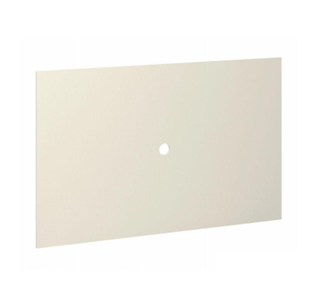 Painel de Parede Rubi - Tamanho (90 x 180cm) - Madeira Maciça, Finestra - Branco