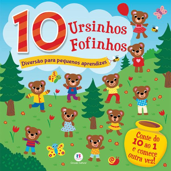 10 URSINHOS FOFINHOS
