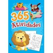 365 Atividades Azul