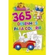 365 - DESENHOS PARA COLORIR AMARELO