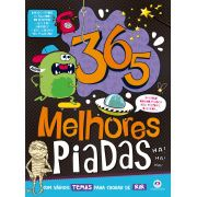 365 MELHORES PIADAS