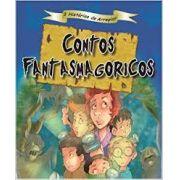 3 HISTORIAS DE ARREPIAR - CONTOS FANTASMAGORICOS