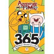 Adventure Time: 365 Atividades e Desenhos Para Colorir