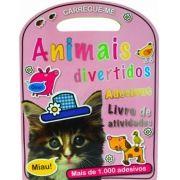 Animais Divertidos - Livro de Atividades