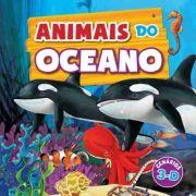 ANIMAIS DO OCEANO 3D