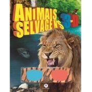 Animais Selvagens - Livro 3d
