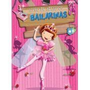 Bailarinas - Coleção Livro de Adesivos