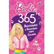 Barbie: 365 Atividades e Desenhos Para Colorir