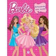 Barbie Brincando Com Moda