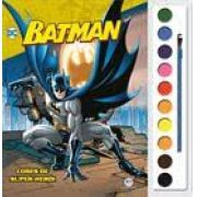 Batman - Cores de super-herói