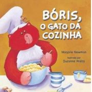 Bóris, o Gato da Cozinha
