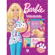 Box Barbie Veterinaria - 6 Minilivros
