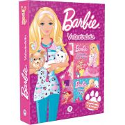 MINIBIBLIOTECA BOX - BARBIE VETERINÁRIA 6 VOL