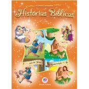 Box Histórias Bíblicas - 6 Volumes