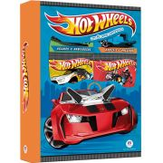 BOX - HOTWHEELS COM 6 VOL - CIRANDA