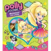 Box Polly Pocket: Momentos Com a Polly - 9 Volumes