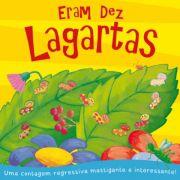 ERAM DEZ LAGARTAS