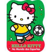 HELLO KITTY- NO MUNDO DOS ESPORTES