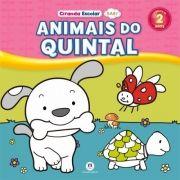Ciranda Escolar Baby: Animais do Quintal