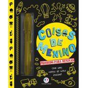 DIÁRIO MÁGICO- COISA DE MENINO
