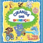 CIRANDA DAS DIFERENÇAS 10VOL+10CDS