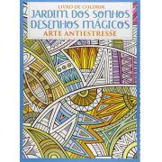COLORIR PARA ADULTOS - DESENHOS MAGICOS