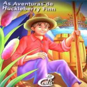CONTOS - AS AVENTURAS DE HUCKLEBERRY FINN - CEDIC