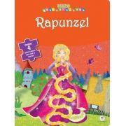 Contos: Rapunzel - Livro Quebra-cabeça